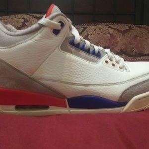 "Jordan 3's ""Knicks"""